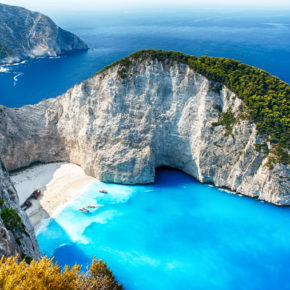 Griechenland: 8 Tage Zakynthos mit guter Unterkunft & Flug nur 84€