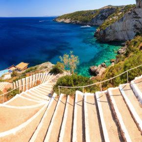 Frühbucher: 1 Woche Inselurlaub auf Zakynthos im TOP 3.5* Hotel mit All Inclusive & Flug um 392€