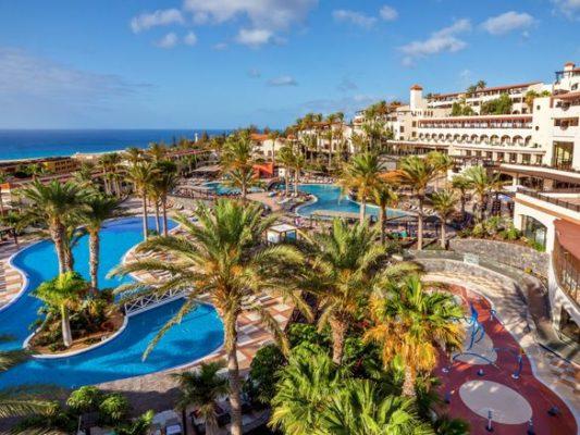 Hotelbild: Occidental Jandia Mar ASußenansicht