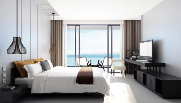 Hotel Zimmer Aussicht