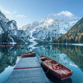 Wellness in Südtirol: 3 Tage im TOP 4* Hotel nahe Pragser Wildsee mit 3/4-Pension & Extras ab 179€
