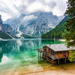 Wochenende in der Natur 2020: 2 Tage Südtirol mit Hotel nahe Pragser Wildsee & Frühstück um 47€
