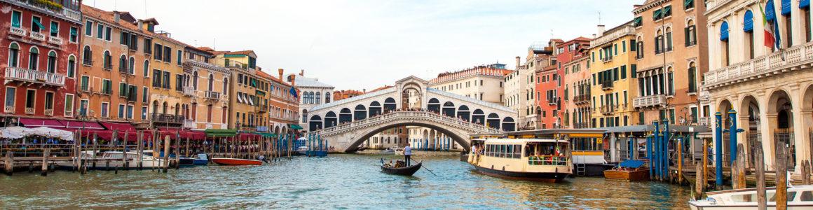 Venedig Hotelgutschein: 3 Tage im *neu eröffneten* A&O Hotel mit Frühstück nur 44,99€