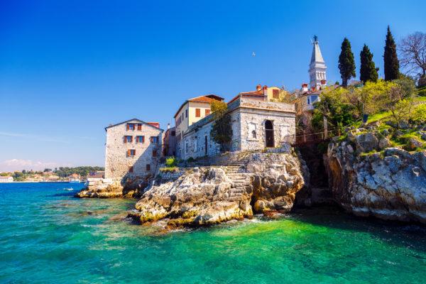 Kroatien Rovinj Istrien