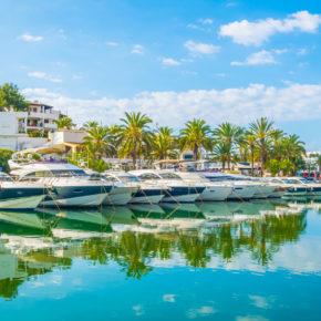 Mallorca im Sommer: 6 Tage Cala d'Or im guten Hotel mit Frühstück nur 91€