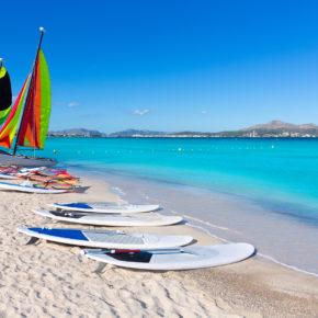 Mallorca: 7 Tage im guten 4* Hotel mit Halbpension, Flug & Transfer nur 472€