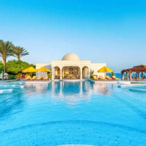 Oberoi Sahl Hasheesh Pool