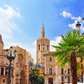 Spanien: 5 Tage Valencia mit Flug und zentraler Unterkunft ab 88€