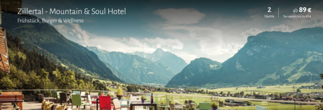 3 Tage Zillertal