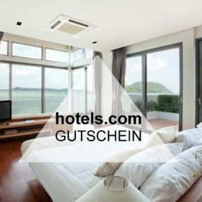 Hotels.com Gutschein – 10% bei der Hotelbuchung sparen