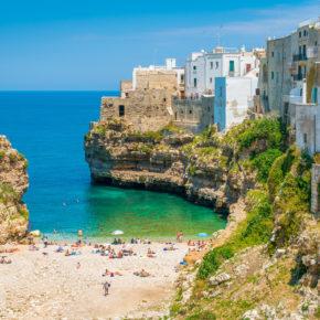 Urlaub in Apulien: 6 Tage in Bari mit zentraler Unterkunft & Flug nur 138€