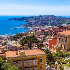 Kurztrip nach Neapel: 4 Tage Italien im 3*Hotel & Flug für 69€