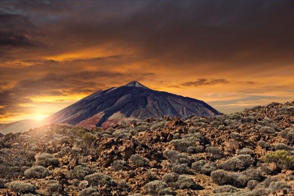 Teneriffa El Teide