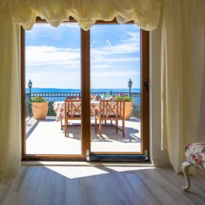 Kroatien Villa Maolive Ausblick