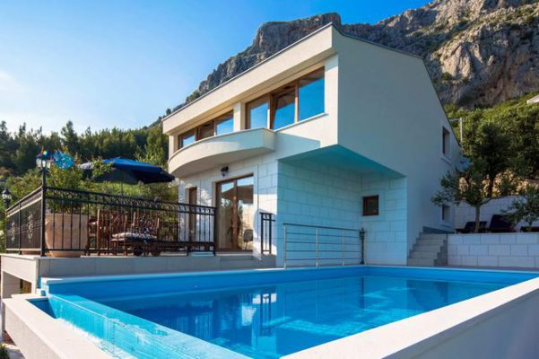 Kroatien Villa Maolive aussen