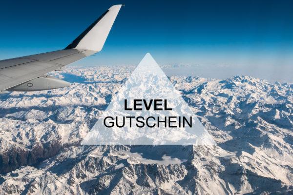 LEVEL Gutschein