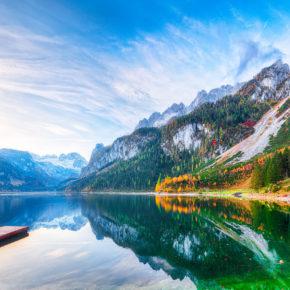 Aktivurlaub in Österreich am Wochenende: 2 Tage nähe Hallstatt im TOP 3* Hotel mit Frühstück ab 32€