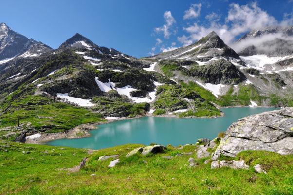 Österreich Hohe Tauern Weisssee