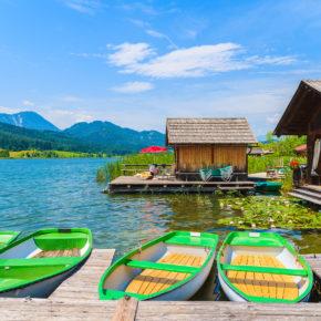 Urlaub in der Heimat: 2 Tage am Weißensee in TOP 3* Unterkunft inkl. Frühstück um 59€