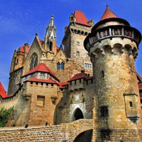 Wochenendtrip zur Burg Kreuzenstein: 2 Tage im Sommer inkl. 3* Hotel mit Frühstück nur 32 €