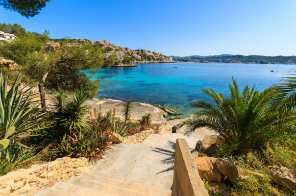 Spanien Mallorca Cala Fornells