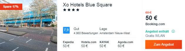 3 Tage Amsterdam