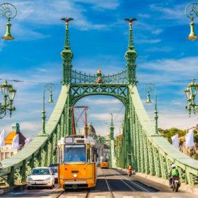Wochenende in Budapest: 2 Tage in hipper Unterkunft mit Frühstück nur 9€