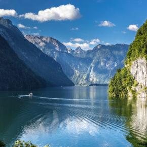 Wochenende am Königssee: 2 Tage Auszeit im 3* Hotel inkl. Frühstück nur 47€