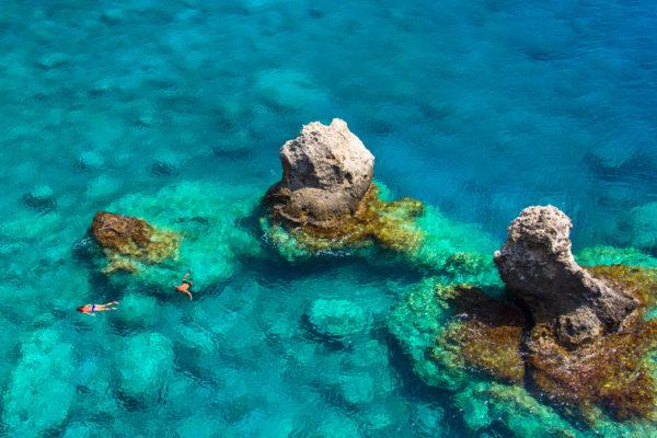 Griechenland Kreta Chania Glyka Nera
