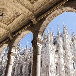 Langes Wochenende in Italien: 4 Tage Mailand mit TOP 4* Hotel & Flug um 101€