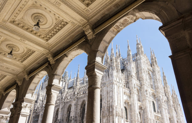 Italien Mailand Dom