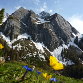 Italien Südtirol Berge