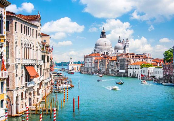Italien Venedig Basilika