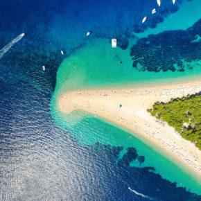 Kroatische Adria: 8 Tage im Sommer auf Brac mit eigenem Apartment nur 59€