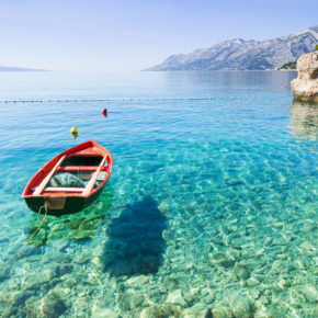 Luxus-Auszeit in Kroatien: 5 Tage im 4* Hotel mit Halbpension, Infinity-Pool & Extras ab 178€