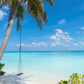 Die Reise Eures Lebens: 9 Tage Malediven im 6* Luxus-Hotel mit Frühstück, Flug & Transfer