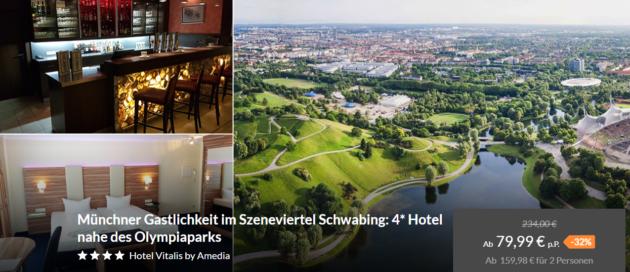 München Hotelgutschein
