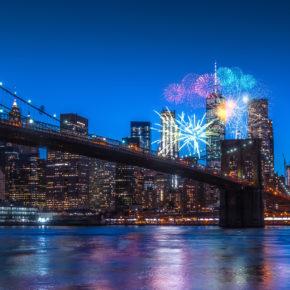Silvester: 8 Tage New York im 4* Hotel in Manhattan mit Flug nur 900€