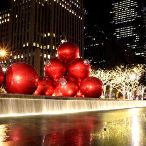 Weihnachtszeit in New York: 7 Tage im guten 3* Hotel in Manhattan mit Flug nur 588€