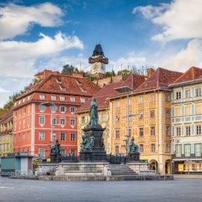Die 10 schönsten Sehenswürdigkeiten in Graz: Das sind die absoluten Must Sees