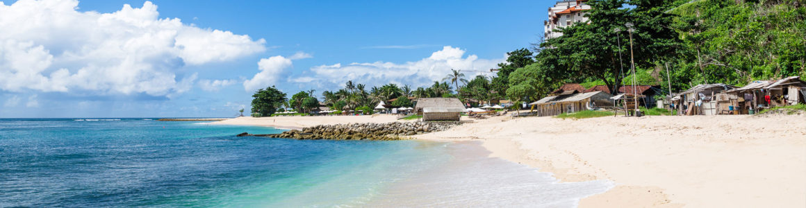 Traumurlaub 2021: 14 Tage Bali im 4* Hotel mit Flug nur 659€