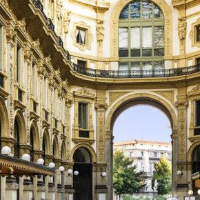 Mailand: Flüge in die Modemetropole nur 3€
