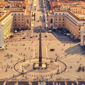 Kurztrip in die italienische Hauptstadt: 3 Tage Rom im 4* Hotel mit Flug nur 82€