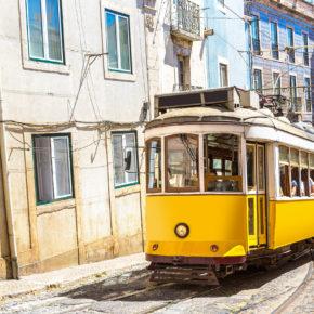 Städtetrip: 3 Tage Lissabon mit zentraler Unterkunft & Flug nur 67€
