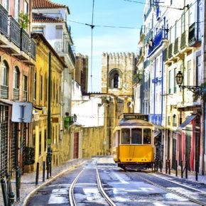 Kurztrip nach Portugal: 3 Tage Lissabon mit zentraler Unterkunft, Frühstück & Flug nur 76€