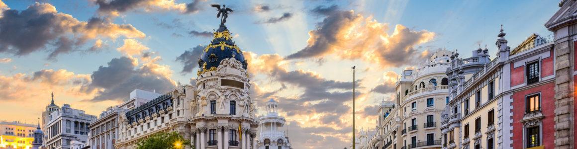 Städtetrip Madrid: 3 Tage im 4* Hotel inkl. Flug für 95€