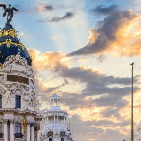 Übers Wochenende nach Madrid: 3 Tage im sehr guten 4* Hotel mit Flug nur 108€