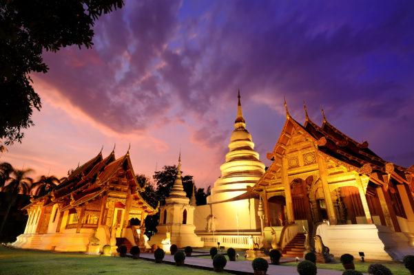 Neue Hotels in Thailand