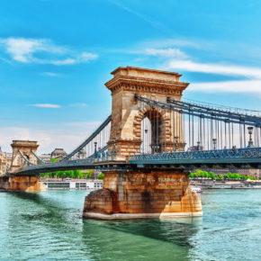 Wellness Wochenende: 2 Tage in Budapest im 3* Hotel mit Eintritt in die Széchenyi Therme nur 38€