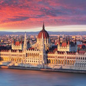 Städtetrip Budapest: 3 Tage im zentralen 4* Hotel übers Wochenende mit Frühstück nur 34€